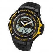 Calypso Herren Armbanduhr Street Style K5768/4 Quarz-Uhr PU schwarz UK5768/4