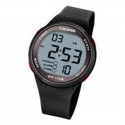 Calypso Herren Jugend Armbanduhr Sport K5785/4 Digital Kunststoff grün UK5785/4