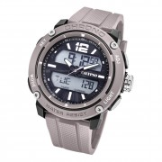 Calypso Herren Armbanduhr K5796/1 Analog-Digital Kunststoff grau UK5796/1