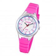 Calypso Jugend Armbanduhr Junior K5800/2 Analog Kunststoff rosa UK5800/2