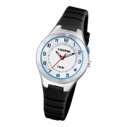 Calypso Jugend Armbanduhr Junior K5800/4 Analog Kunststoff schwarz UK5800/4