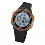 Calypso Herren Armbanduhr Fashion K5804/3 Digital Kunststoff schwarz UK5804/3