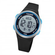 Calypso Herren Armbanduhr Fashion K5804/4 Digital Kunststoff schwarz UK5804/4