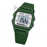 Calypso Herren Armbanduhr Sport K5805/2 Digital Kunststoff dunkelgrün UK5805/2