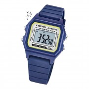 Calypso Herren Armbanduhr Sport K5805/3 Digital Kunststoff dunkelblau UK5805/3