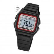 Calypso Herren Armbanduhr Sport K5805/4 Digital Kunststoff schwarz UK5805/4