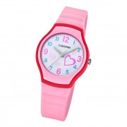 Calypso Jugend Armbanduhr Junior K5806/2 Analog Kunststoff rosa UK5806/2