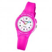 Calypso Kinder Armbanduhr Sweet Time K6069/1 Quarz-Uhr PU pink UK6069/1