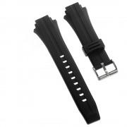 Calypso Herren Uhrenarmband 17mm PU-Band schwarz für Calypso K5586 UKA5586/S
