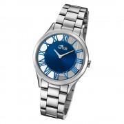 Lotus Damen-Armbanduhr Edelstahl silber 18395/4 Quarz Trendy UL18395/4