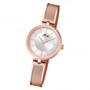 LOTUS Damen Armbanduhr Bliss 18599/1 Quarz Edelstahl rosegold UL18599/1