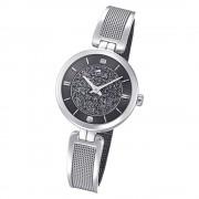 LOTUS Damen Armbanduhr Bliss 18602/2 Quarz Edelstahl silber UL18602/2