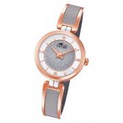 LOTUS Damen Armbanduhr Bliss 18604/1 Edelstahl silber rosegold UL18604/1