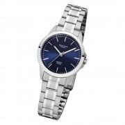 Regent Damen-Armbanduhr 32-F-1004 Edelstahl-Armband silber URF1004