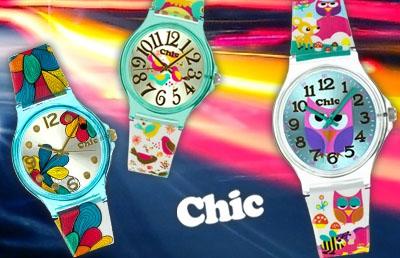 Chic Uhren für für junge Leute von heute