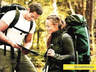 Timex steht für Sport und Abenteuer