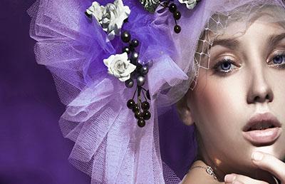 Bild zu Uhren in Violett